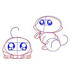 How to draw kittens