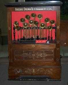Faust Park Steam Riding Carousel Band Organ