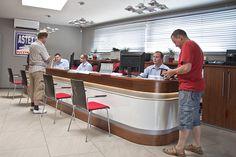 Siedziba firmy Astex - obsługa klienta.