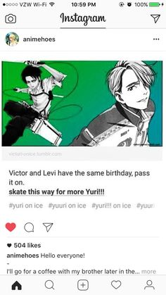 I REALIZED THIS EVER SINCE I KNEW WHEN VIKTOR'S BDAY IS BUT I STILL GO HOLY SHIT EVERY FCKN TIME HOLY SHIT
