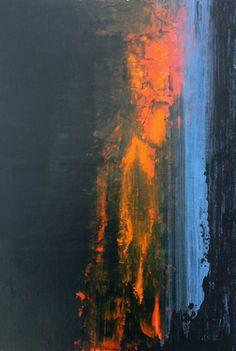 """Artist norunn molsater Elements 1"""" #Abstract #Art"""