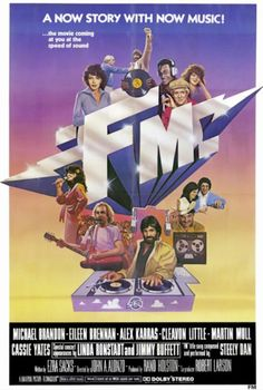 FM movie 1978 - I saw this on as an in-flight movie in 1978!