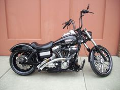 2007 FXDWG Dyna Wide Glide