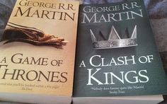 Top Ten Tuesday - 2015 Favourites So Far! - A Game of Thrones and A Clash of Kings by George R.R. Martin http://dashinggoodbooks.blogspot.co.uk/2015/07/top-ten-tuesday-2015-favourites-so-far.html