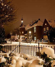 Hotel 't Lansink, Tuindorp, Hengelo (0), Kerst 2010