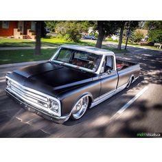 Low Fast Famous Hot Wheels - That so cool shot via. Bagged Trucks, Lowered Trucks, C10 Trucks, Mini Trucks, Pickup Trucks, Lowrider Trucks, Lifted Trucks, 67 72 Chevy Truck, Classic Chevy Trucks