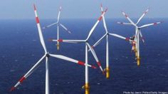 Super-Sized Wind Turbines for Greener Electricity