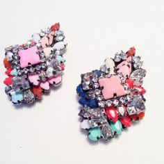 My favorites - statement earrings