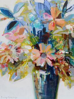 Erin Gregory - Artists - Downtown Charleston Fine Art Gallery | Atelier Gallery