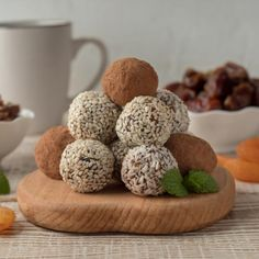 Greek Recipes, Tahini, Buffet, Sweets, Vegan, Cookies, Chocolate, Food, Treats