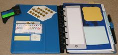 Arc It - A Blog About Staples Arc Notebooks: Guest Post - My Arc Planner by Sarah Berry
