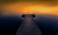 Photograph Beyond the Dark Waters by Lauri Lohi on Finland Fine Art Photography, Amazing Photography, Landscape Photography, Water Images, Dawn And Dusk, Amazing Pics, Pet Portraits, Cool Photos, 4 Photos