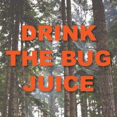 #drinkthebugjuice #shopcamp #wesleepintents