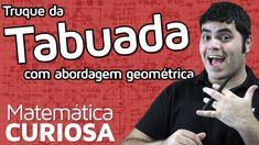 TRUQUE - Tabuada de Multiplicação com Abordagem Geométrica   Matemátic...