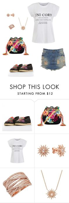 """""""Untitled #339"""" by carolinamcury ❤ liked on Polyvore featuring Agua Bendita and Ally Fashion"""