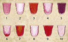 Comment la couleur de votre langue révèle votre santé