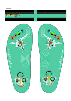 My Beach Religion Design that was recently selected to go into production