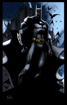 evl Batman Returns by *ErikVonLehmann