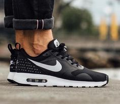 Nike Air Max Black #Sneakers #Zapatillas