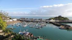 LUXURY SEAFRONT PENTHOUSE AUF ILFRACOMBE SEAFRONT! Ideal für Familien!