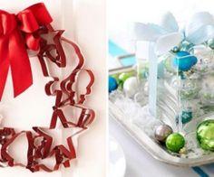 Χριστουγεννιάτικες πινελιές διακόσμησης σε όλο το σπίτι!