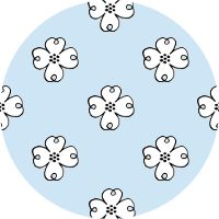 Floral Pattern Series (free for use) | A Lovely Array
