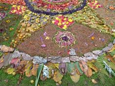 Mandalas at the Royal Botanic Garden Edinburgh, Scotland | Fine Gardening
