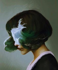 Illustration Art by Aykut Aydoğdu. Aykut Aydoğdu, Turkey is an artist born in 1986 in Ankara. Aydoğdu, who has worked on art…Continue Reading → View Website Source by Art And Illustration, Website Illustration, Art Illustrations, Illustration Animals, Watercolor Illustration, Watercolor Art, Dream Art, Surreal Art, Surreal Portraits