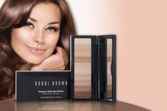 instead of (from My Perfume Room) for a Bobbi Brown Shimmer Brick 'raw sugar' eye palette - save a sparkly Bobbi Brown Shimmer Brick, Beauty Regime, Things To Buy, Stuff To Buy, Eye Palette, Barneys New York, Good News, Beauty Makeup, Eyeshadow