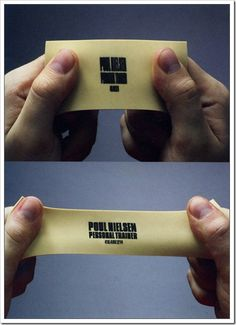 100 Most Creative Business Cards