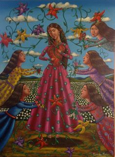 Art by German Rubio: The Healing Arts of Mexico