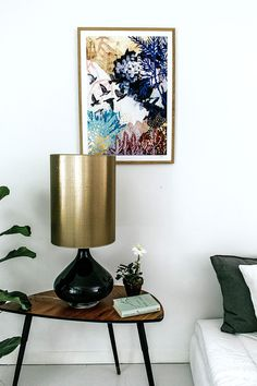 The gold is painted by hand and provides the finest glare when light hits it. Decor, Room Decor Bedroom, Living Room Designs, Beautiful Home Designs, Parisian Interior, Modern Bathroom Decor, Home Decor, Room Decor, Home Deco