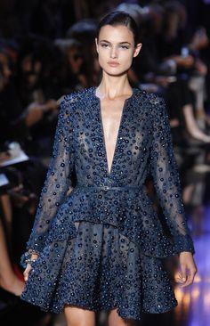 Amo el vestido de Blanca Padilla. Nueva modelo española.