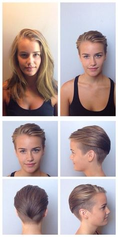 Great hair transformations!