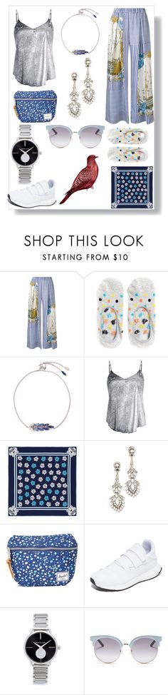 """Put it all on me"" by emmamegan-5678 ❤ liked on Polyvore featuring P.A.R.O.S.H., Happy Socks, FerrariFirenze, RtA, Kenzo, Ben-Amun, Herschel Supply Co., Y-3, Matthew Williamson and modern"