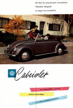 1954 Volkswagen Cabriolet