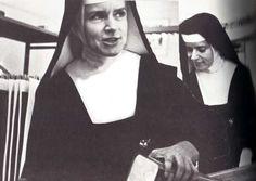 Sister Corita Kent.
