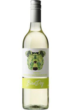 Bird Dog Semillon Sauvignon Blanc 2018 Granite Belt - 6 Bottles Tropical Fruits, Sauvignon Blanc, Granite, Bottles, White Wines, Belt, Drinks, Glass, Dogs