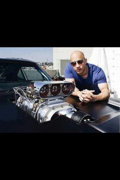 Vin Diesel S Dodge Charger Click To Find Out More Http