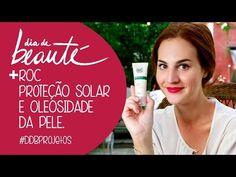 Assista esta dica sobre Dia de Beauté + ROC® em: Proteção solar e oleosidade da pele e muitas outras dicas de maquiagem no nosso vlog Dicas de Maquiagem.