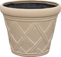 Dynamic Design PHN1206FS Huntington Planter 12-Inch Country Manor-Polylam4, Featherstone by Dynamic Design. $26.79. Refreshed color palette. Classic design. Innovative functionality and exquisite color, design and finish. Innovative and attractive. Durable life. Comfortable colors, reassuring familiar shapes, and patterns. Country Manor planters are available in simple patterns, designs and various inviting colors. Planters in this collection are meant to complement a...