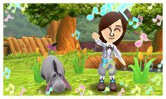 Disney's Magical World - Photo Op with Eeyore! #disney #eeyore #nintendo #3DS