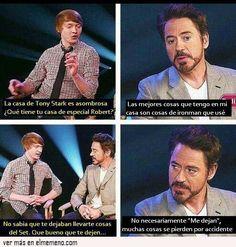 ¡Es un genio!