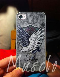 Recon Corps for iPhone 4/4s iPhone 5/5s/5c and by MuscleCustom, $14.99