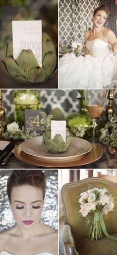 Aren't these artichokes cute! Must remember creative artichoke uses ...