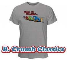 Robert Crumb Classic Collection from KOT