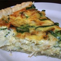 Crab Quiche Recipe With Swiss Cheese.No Time 2 Cook Shrimp And Crab Quiche. Crab Quiche Seasons And Suppers. Crab Quiche Seasons And Suppers. Home and Family Crab Recipes, Quiche Recipes, Brunch Recipes, Breakfast Recipes, Crab Pie Recipe, Quiche Ideas, Shellfish Recipes, Recipe Chicken, Breakfast Dishes