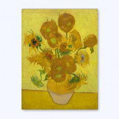 Canvas XL Sunflowers