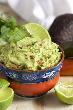 Super easy and packed with flavor, this easy Guacamole recipe has a secret ingredient that makes it the best ever. | /sub/