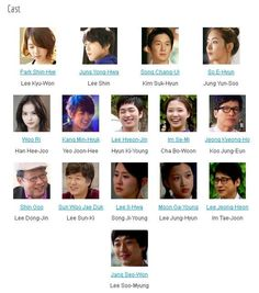 Heartstrings cast Korean Drama, Kdrama, It Cast, Drama Korea, Korean Dramas